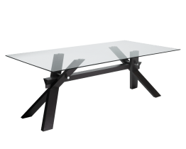 BRODERICK DINING TABLE – 83″