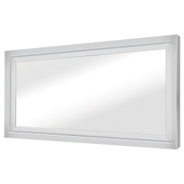 GLAM WALL MIRROR SILVER
