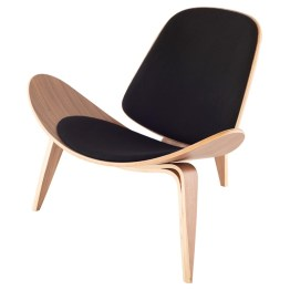 ARTEMIS OCCASIONAL CHAIR BLACK