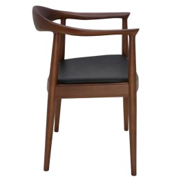 JOHAN DINING CHAIR BLACK