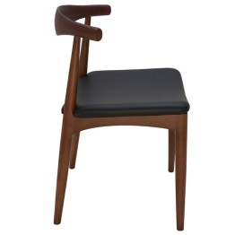 SAAL DINING CHAIR BLACK