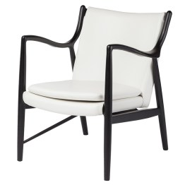 CHASE OCCASIONAL CHAIR WHITE