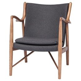 CHASE OCCASIONAL CHAIR GREY