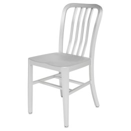 SOHO DINING CHAIR SILVER