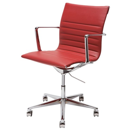 ANTONIO OFFICE CHAIR RED