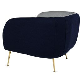 ASTRID OCCASIONAL CHAIR NAVY BLUE