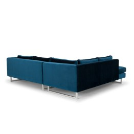 JANIS SECTIONAL MIDNIGHT BLUE