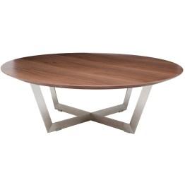 DIXON COFFEE TABLE WALNUT