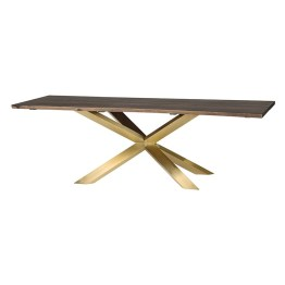 COUTURE BOULE DINING TABLE SEARED