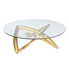 MARTINA COFFEE TABLE CLEAR