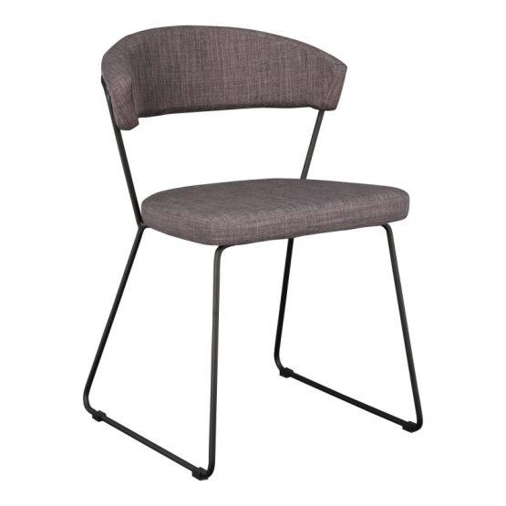 Adria Dining Chair Grey-m2