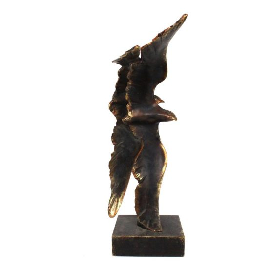 Albatross Statue