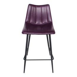 Alibi Counter Stool Purple-m2