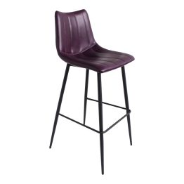 Alibi Barstool Purple-m2