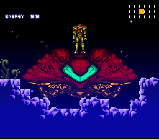 Metroid Database    Metroid Database    Apps Downloads Metroid Super ZeroMission is an incredible redesign of Super Metroid  which  gives it enhanced gameplay  Zero Mission style graphics  and a completely  new