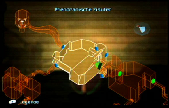 Yesterday I saw a post on here about making a 3D map of the VoG  So         map designs in the metroid prime games   http   www metroid2002 com version differences map compass jpg