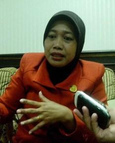 Wakil Ketua DPRD Nunukan, Hj. Nursan