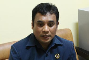 Ketua Umum KONI Tarakan Syafruddin