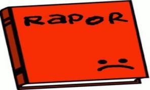 Raport merah. (ilustrasi)
