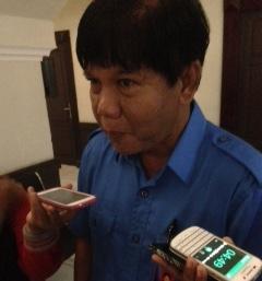 Direktur Utama PDAM Kota Tarakan Usman Assegaf