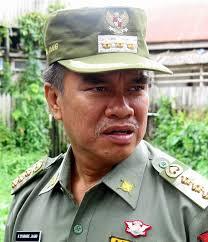 Walikota Samarinda Syariee Jaang