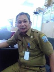Kepala DKP Provinsi Kaltara Amier Bakrie