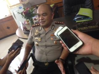 Kapolres Tarakan baru AKBP Dearystone Michael Hence Royke Supit mulai bertugas di Mapolres Tarakan pagi tadi.