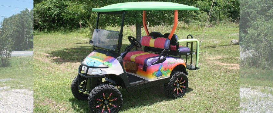 The 20 most fascinating things you can buy on Charlotte ...  |Margaritaville Golf Cart Craigslist