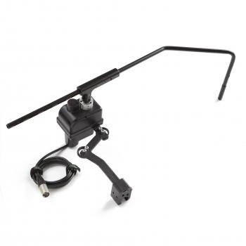 Uittekenen en productie van een tandwielkast met arm voor montage op elektrische rolstoelen
