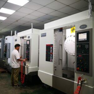 CNC freescenters Metron Technics