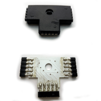 PCB-over-molded