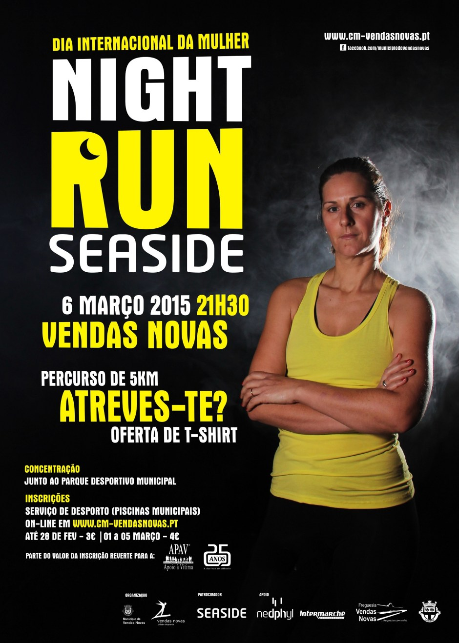 Cartaz Night Run