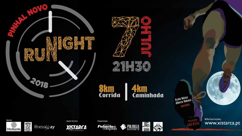 2.º Pinhal Novo Night Run
