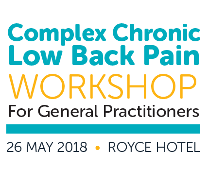 Complex Chronic Low Back Pain Workshop