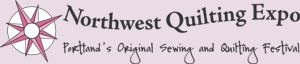 NW Quilting Expo Logo