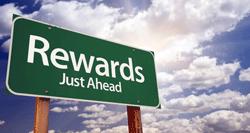 Reward Banner
