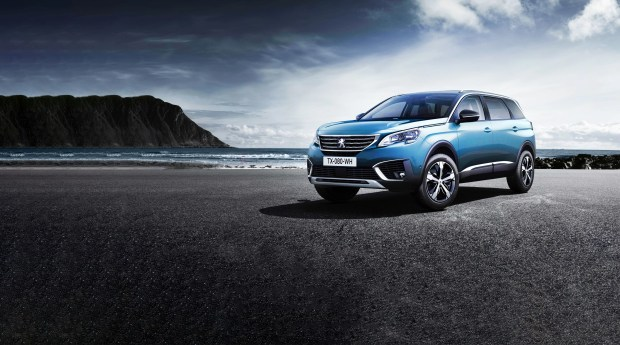 The all new PEUGEOT 5008