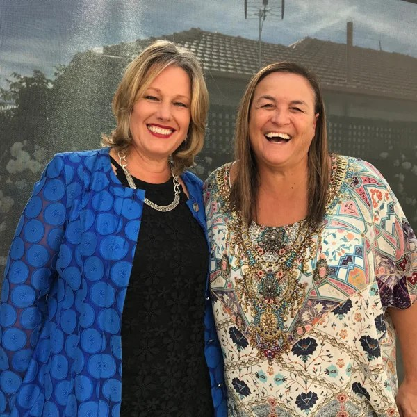 Christine Korako and Marg Foster, Directors of Inspired Events NZ