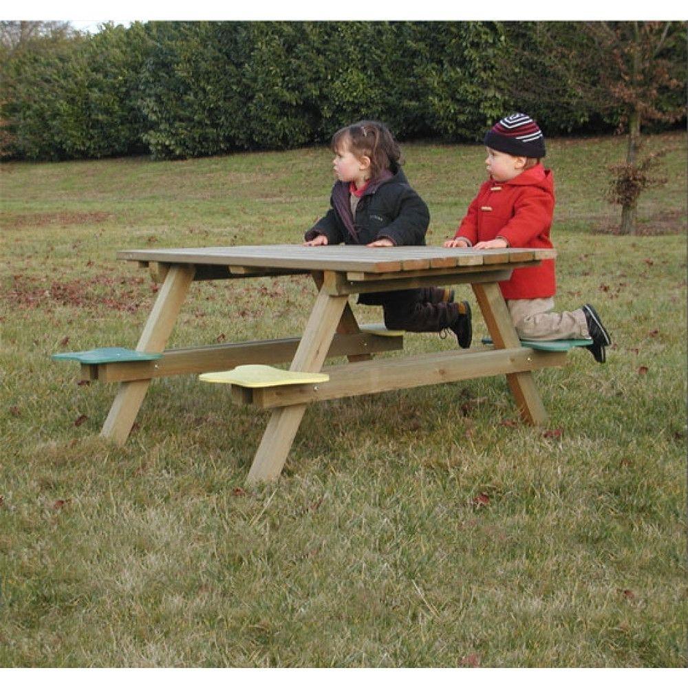table pique nique enfant 2