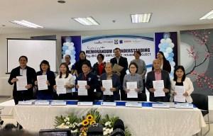 Bria Homes and PAG-IBIG  Employees Sign Partnership