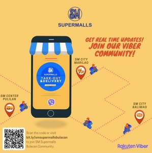 SM Bulacan Malls Launch Viber Community for Easy and Safe Shopping Experience