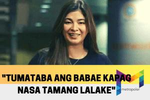 """""""Tumataba ang babae kapag nasa tamang lalake"""" meme goes viral"""