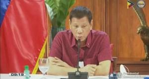 JUST IN: Duterte confirms, Metro Manila in general community effective June 1