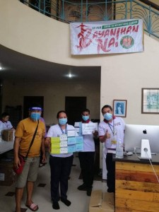 Petron donates PPEs as fight against COVID-19 continues