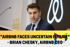 Airbnb faces uncertain future due to COVID-19