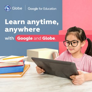 Globe and Google for Education to transform digital learning in local schools