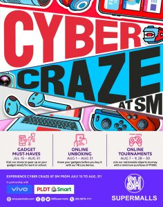 Get a hold of your home tech needs this #SMCybermonth2020