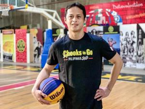 Lanete joins Chook-to-Go 3×3 squad