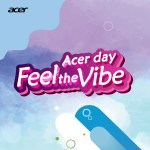 Annual Acer Day 2020 continues with a month-long celebration with exclusive deals and treats amid pandemic