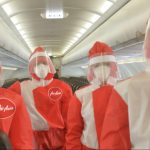 AirAsia requires guests to wear face shields on Z2 flights following government directive